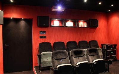 Home Theaters Give You an Escape From Reality